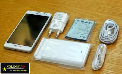 Củ Sạc và cáp kết nối LG LTE 2,LTE 3, LU 6200,LG Prada 3.0