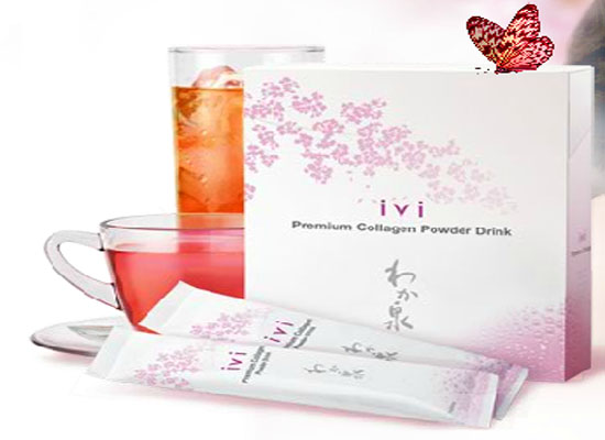 Ivi Collagen Powder Drink Benefits