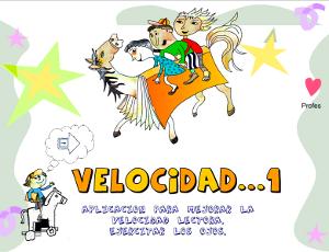 MEJORAR VELOCIDAD LECTORA 1