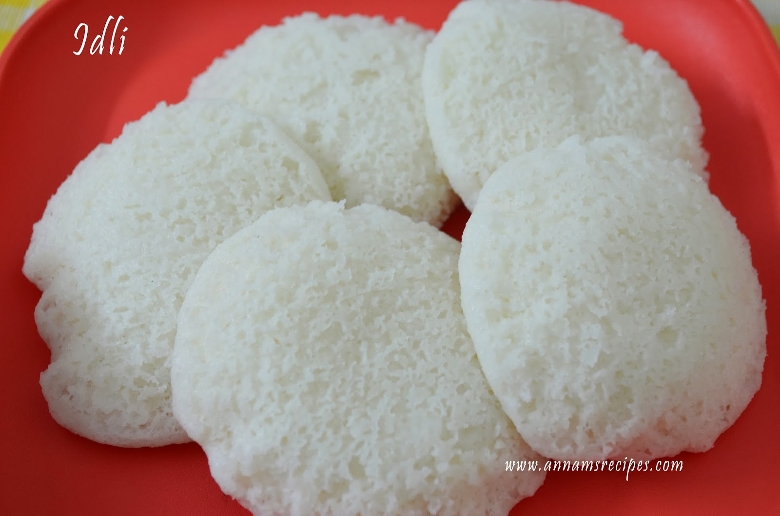 How to make soft Idli