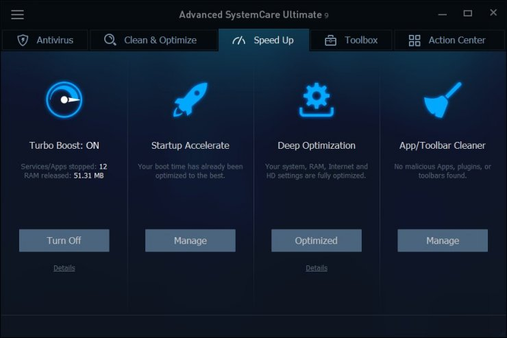 advanced systemcare free trial