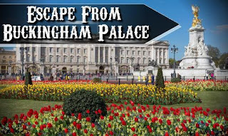 Screenshots of the Escape from Buckingham palace for Android tablet, phone.