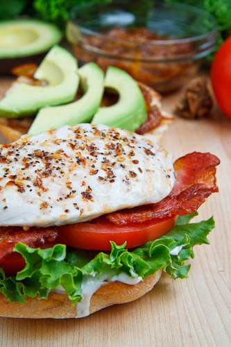 Grilled Chicken Club Sandwich with Avocado and Chipotle ...