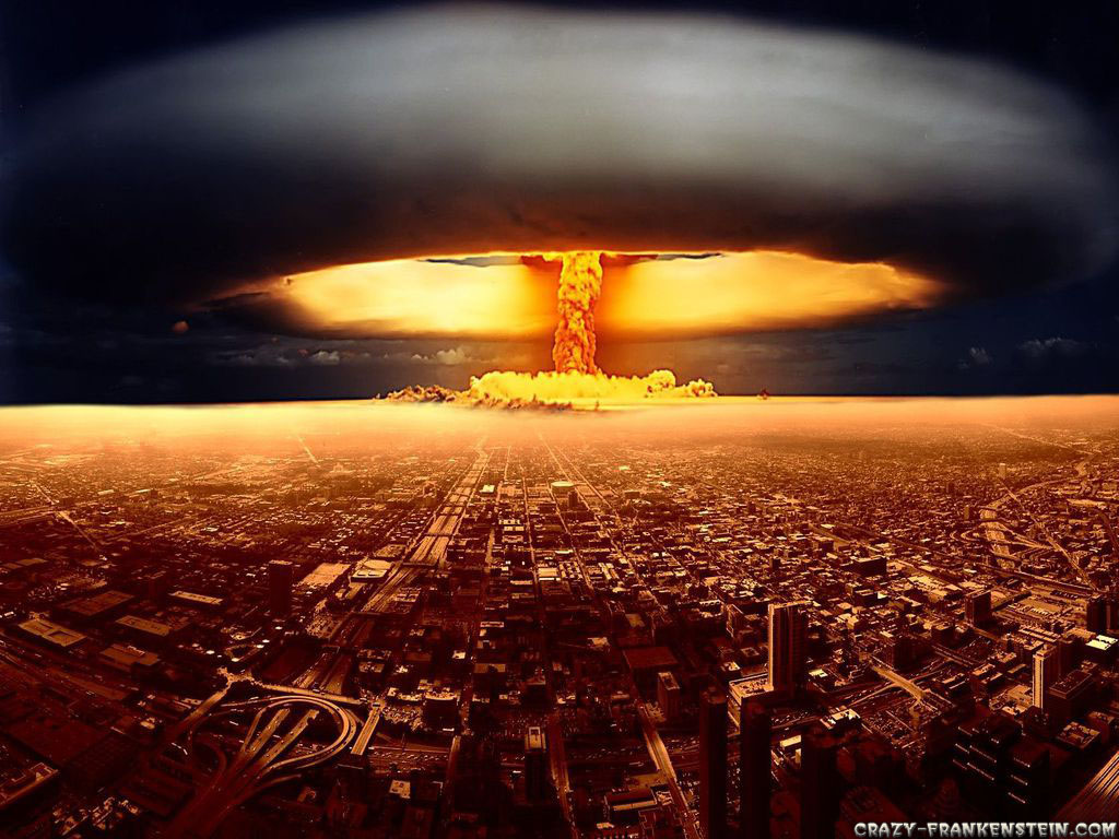 in city atomic bomb military wallpapers