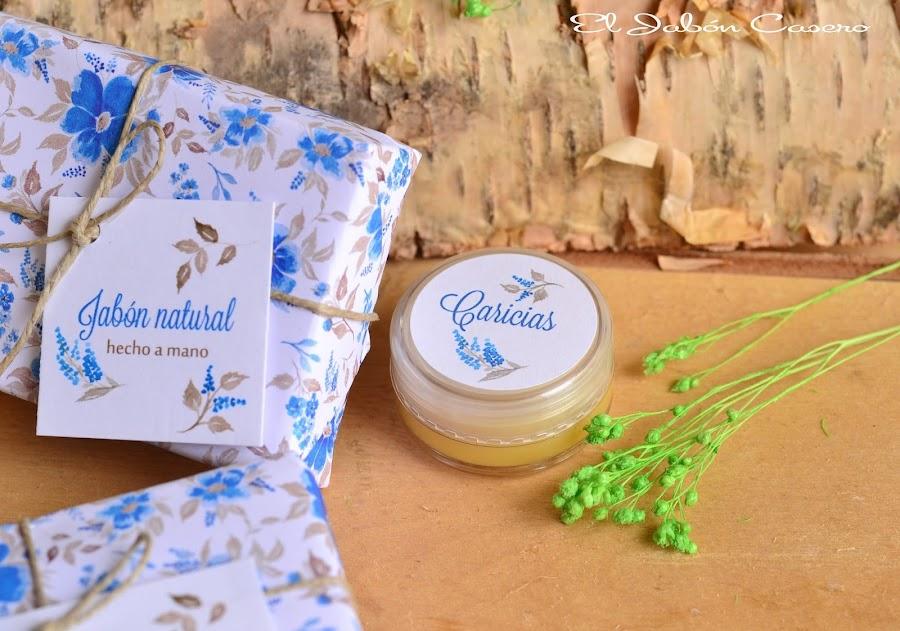 regalos artesanales para navidad jabones y balsamos