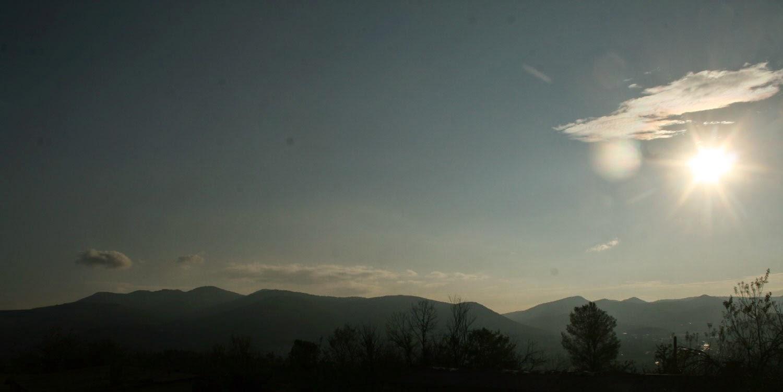 Lovely morning sun