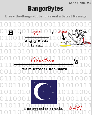 Break_The_Bangor_Code,game,3,2012,Valentine_Footwear,Bangor,Happy_Valentines_Day