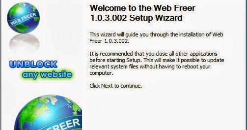 web freer for windows 8.1