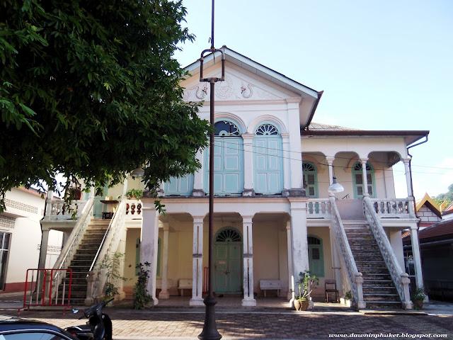 Mansions in Phuket