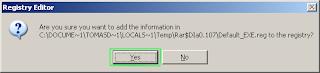 Memperbaiki File *.Exe Yang Rusak Pada Windows