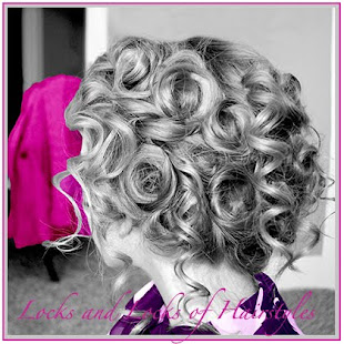 Pin Curls &amp; Ringlets