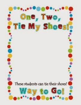 http://www.teacherspayteachers.com/Product/Tie-My-Shoes-Poster-252997
