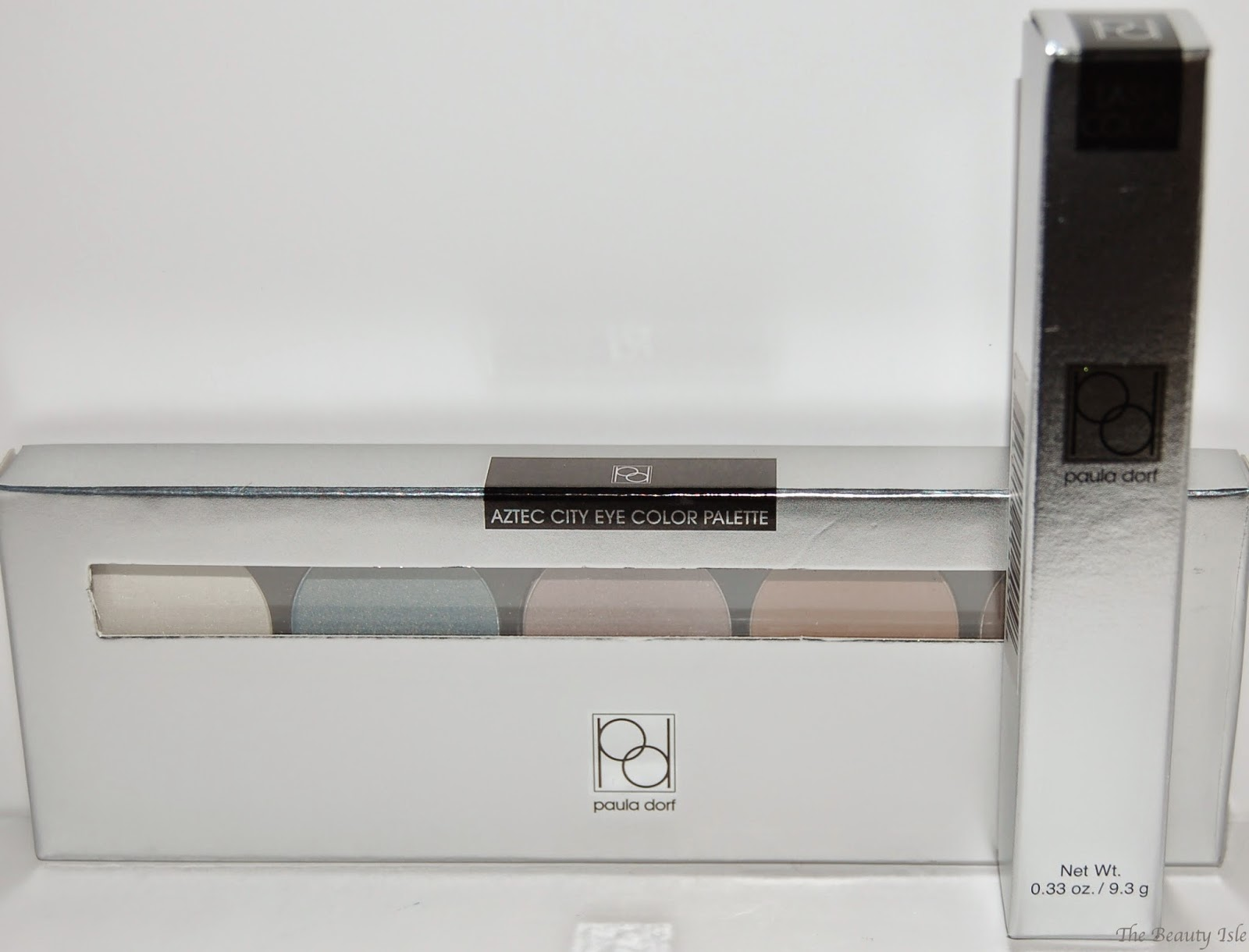 Paula Dorf Aztec City Eyeshadow Pallete