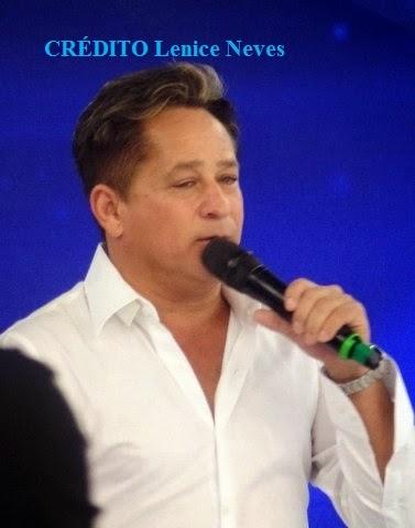 Leonardo no programa Gugu 25 2 2015