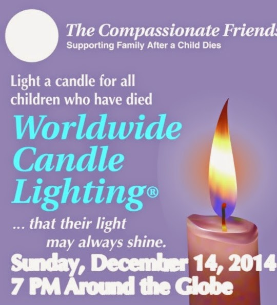 http://www.compassionatefriends.org/News_Events/Special-Events/Worldwide_Candle_Lighting.aspx