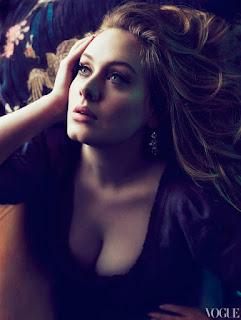 Adele en la portada de Vogue 13