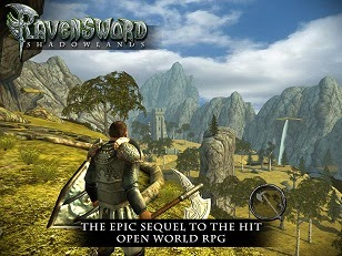 Download Game Ravensword Shadowlands PC