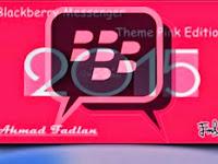 BBM Mod Theme Pink APK 2015