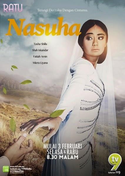 Nasuha episod akhir, sinopsis episod terakhir Nasuha slot Ratu TV9, gambar, pelakon, pengajaran drama Nasuha episod akhir 14, last episode, ending Nasuha, episod kemuncak Ratu Nasuha TV9