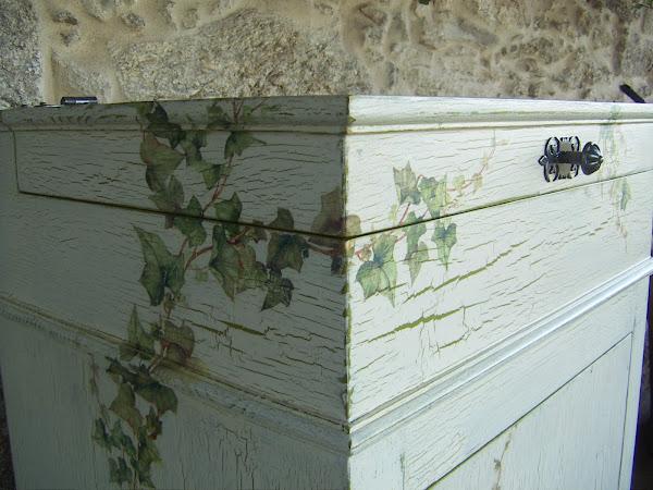 Pintar mueble de pino hacer bricolaje es - Con que pintar muebles de pino ...