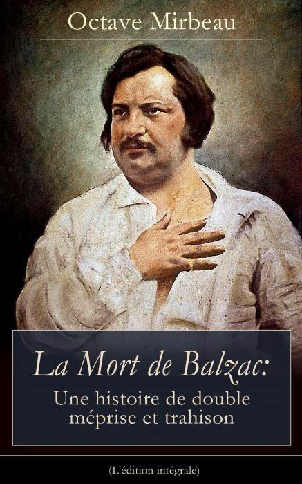 """""""La Mort de Balzac"""", E-artnow, janvier 2015"""