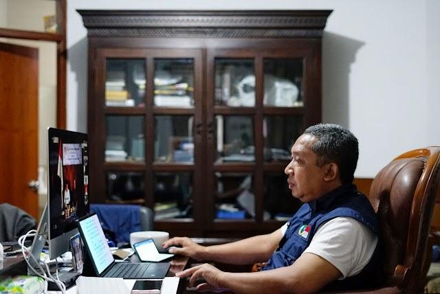 Meski Pernah Terpapar, Wakil Walikota Bandung Siap Divaksin