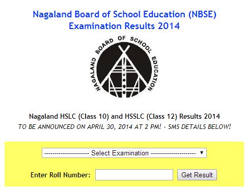 Nagaland Board Result