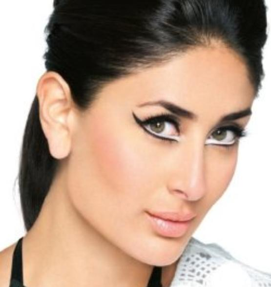 Kareena Kapoor Inspired Eye Makeup – 2 Step By Step Tutorials With Images pics
