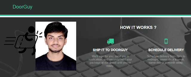 DOORGUY LOGISTICS STARTUP PITCH REPORT