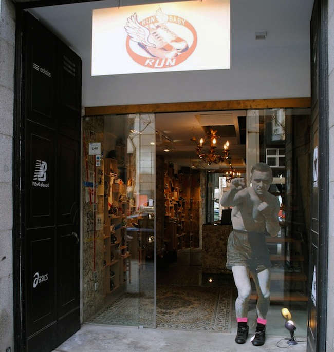 RUN BABY RUN SNEAKERS MADRID