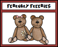 February Freebies Linky Party