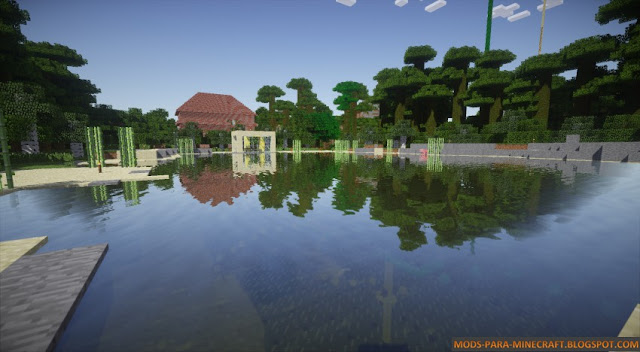 Imagen 3 del mapa Another Adventure para Minecraft 1.8