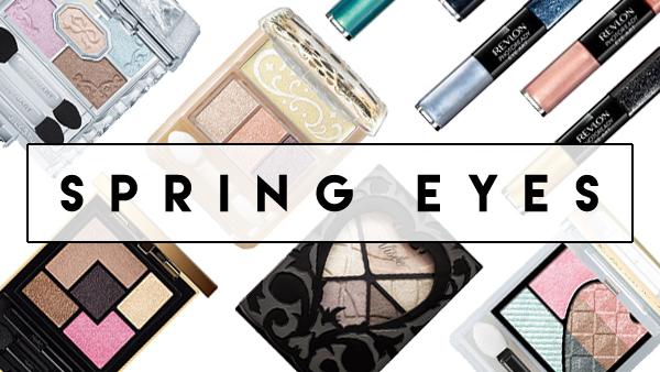 spring eyeshadow trend