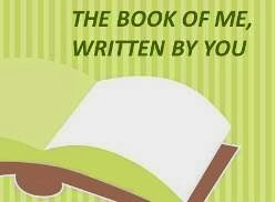 The Book Of Me, Written By You