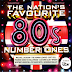 VA - The Nation's Favourite - 80s Number Ones [2015][MEGA][320Kbps][3CDs]