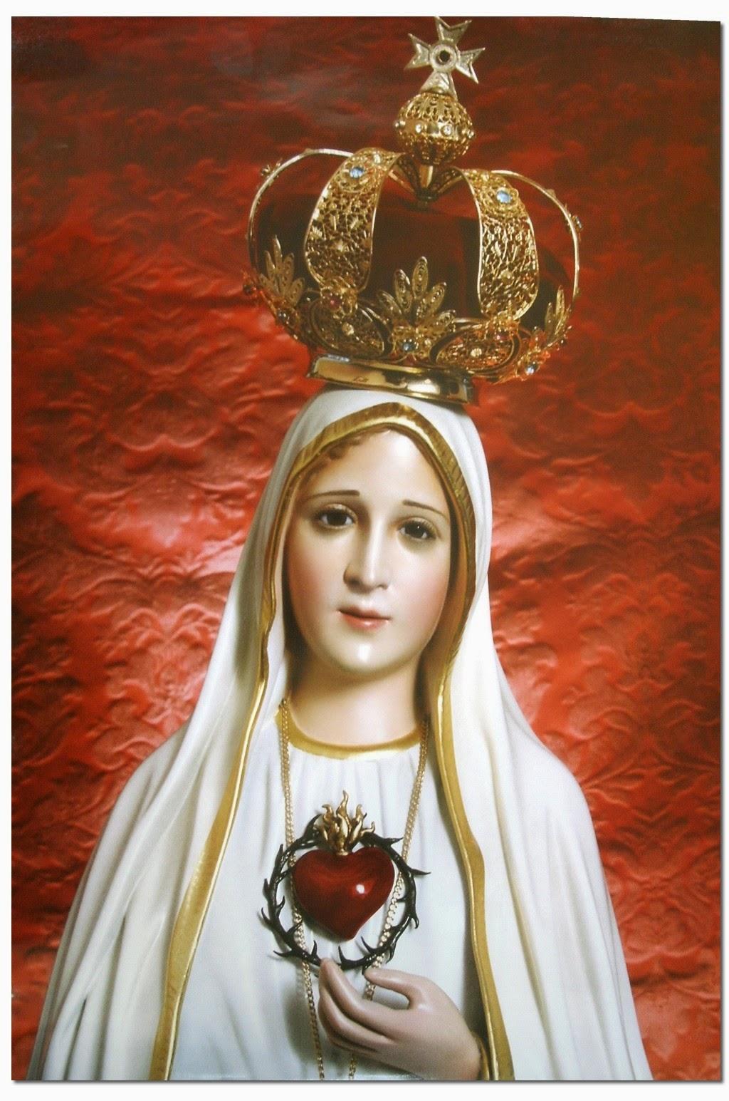 Frases De Nossa Senhora De Fatima
