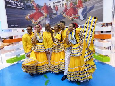 Fitur, Feria intenacional de turismo, stand República Dominicana, La vuelta al mundo de Asun y Ricardo, round the world, mundoporlibre.com