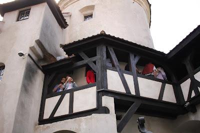 Dracula's Castle (Bran Castle) in Romania
