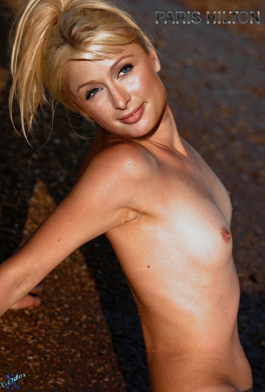 Paris Hiltons Nacktbilder und Videos