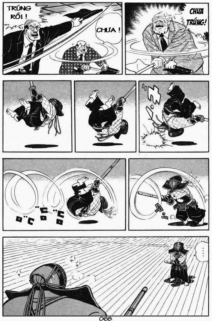 Siêu quậy Teppi chap 54 - Trang 27