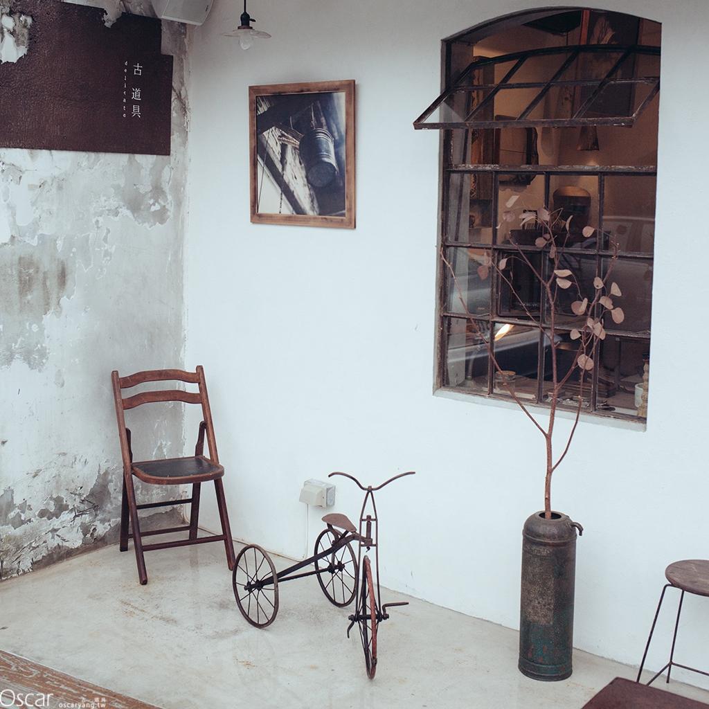 古道具Delicate,復古擺飾 家具 道具