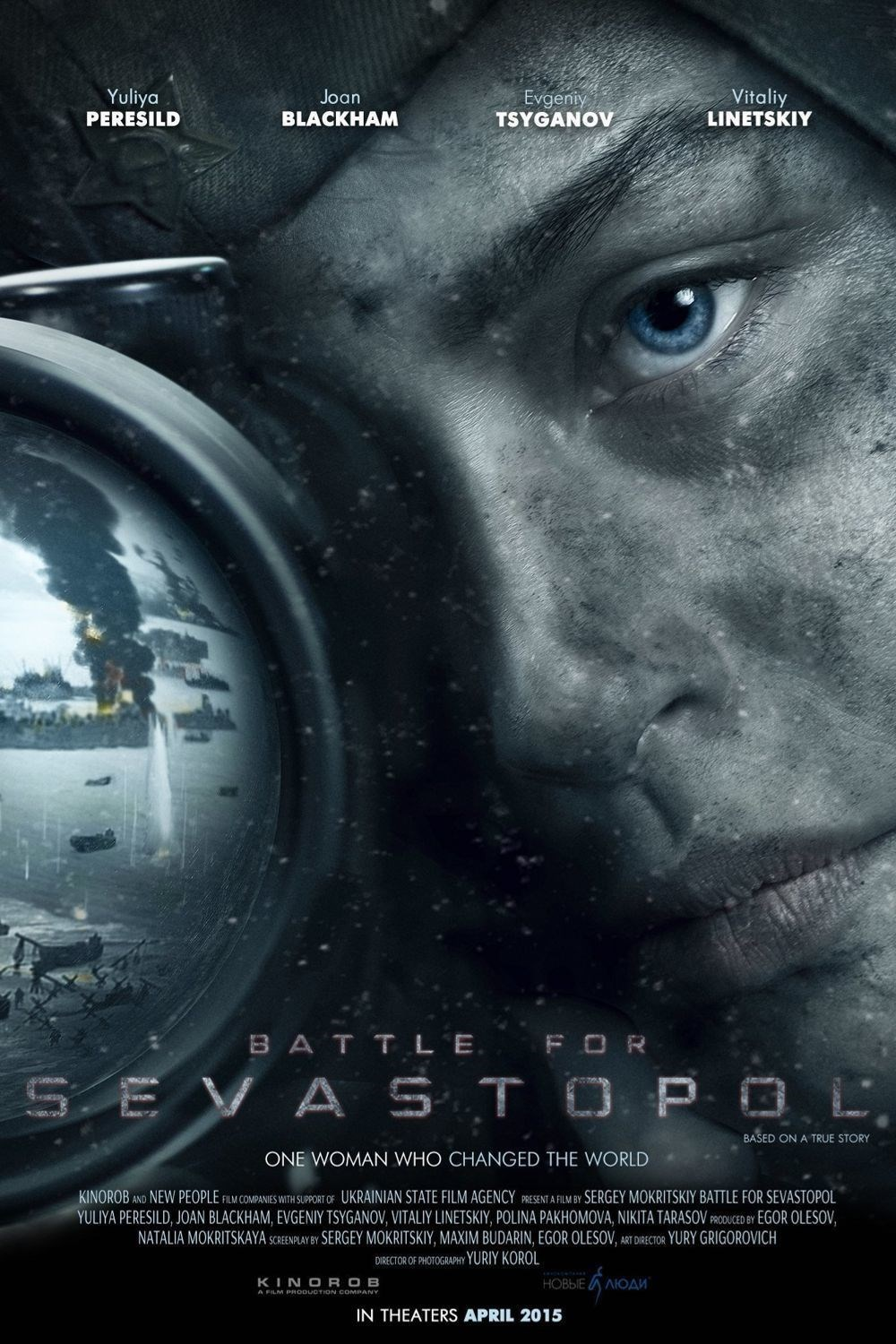 Battle for Sevastopol – Legendado (2015)