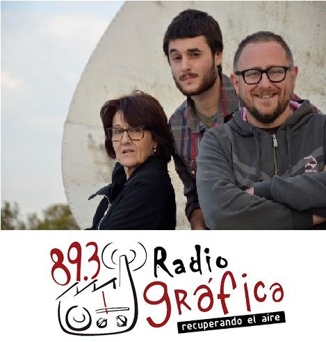 Nuestra compañera Alicia Lado en Radio
