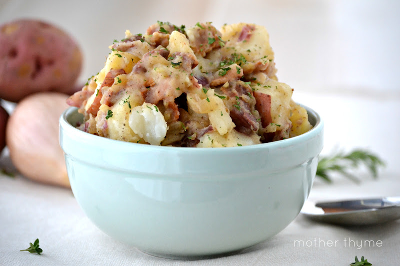 Her recipe for German Potato Salad is amazing and is just what I was ...