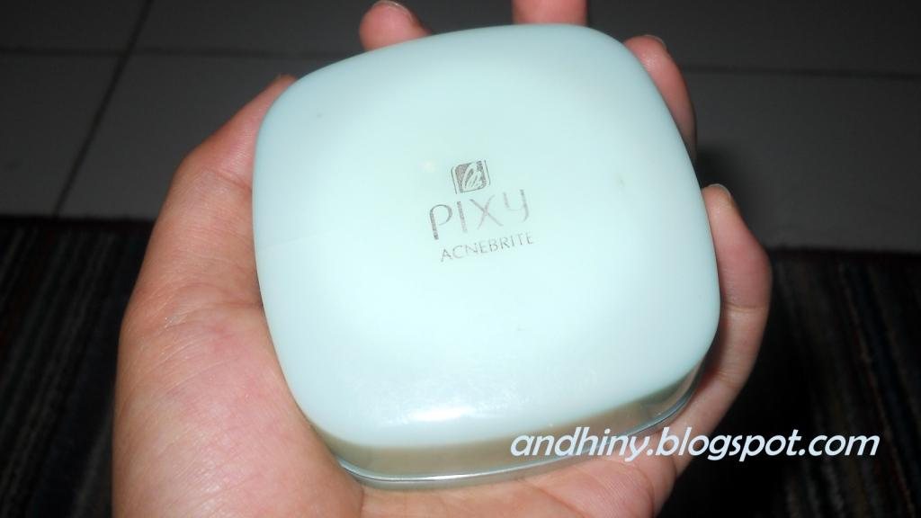 Everyday Is My Day Review Pixy Acnebrite Losse Powder