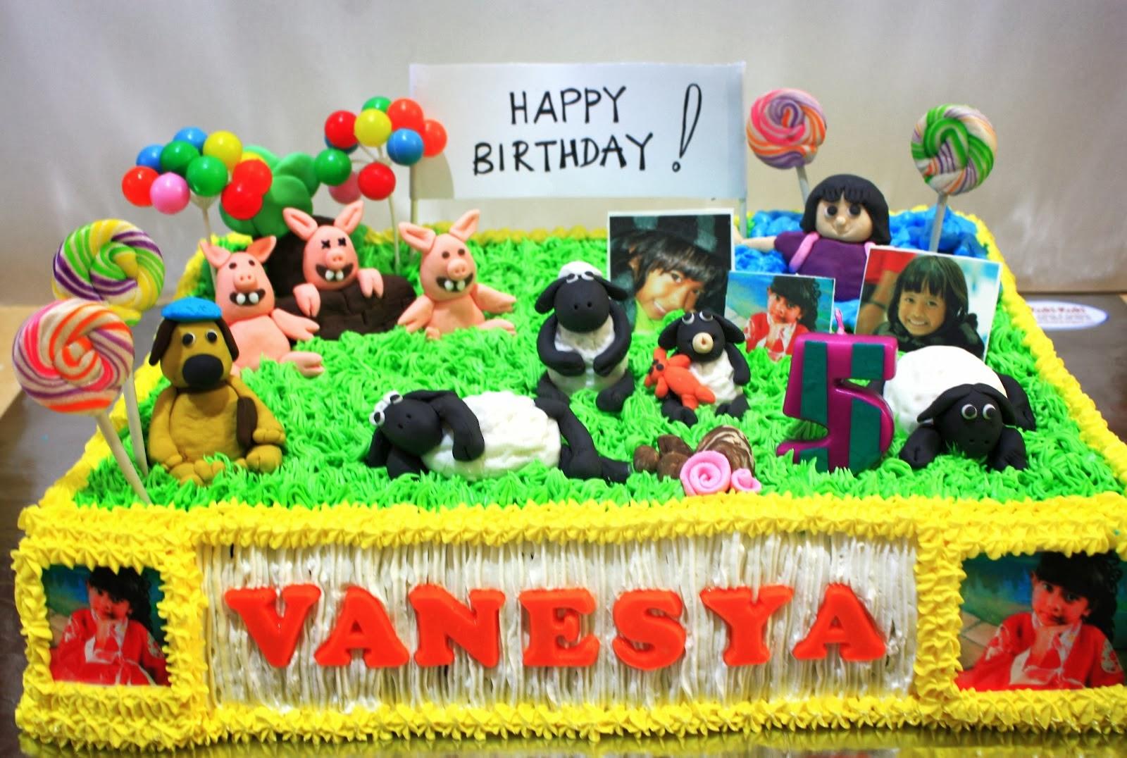 gambar kue ulang tahun   deqwan blog