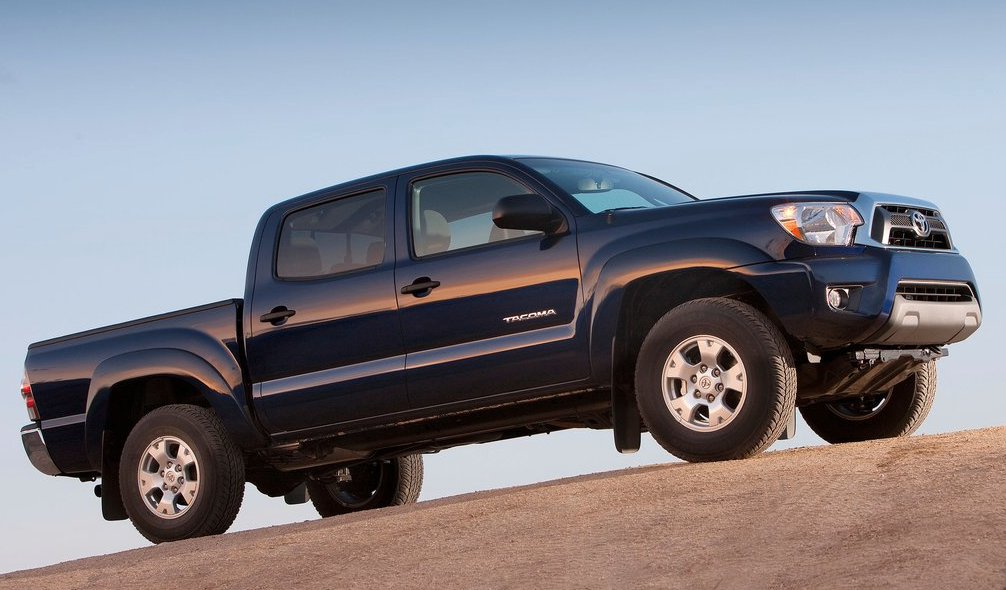 Top 13 Best-Selling Pickup Trucks In Canada - December 2013 And ...