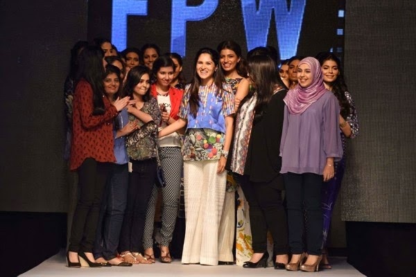 Women Pret Wear Collection 2015
