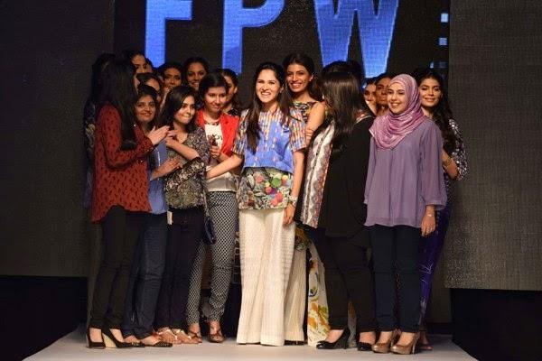 Women Pret Wear Collection 2015