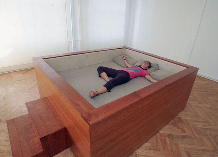 Как сделать короб для кровати